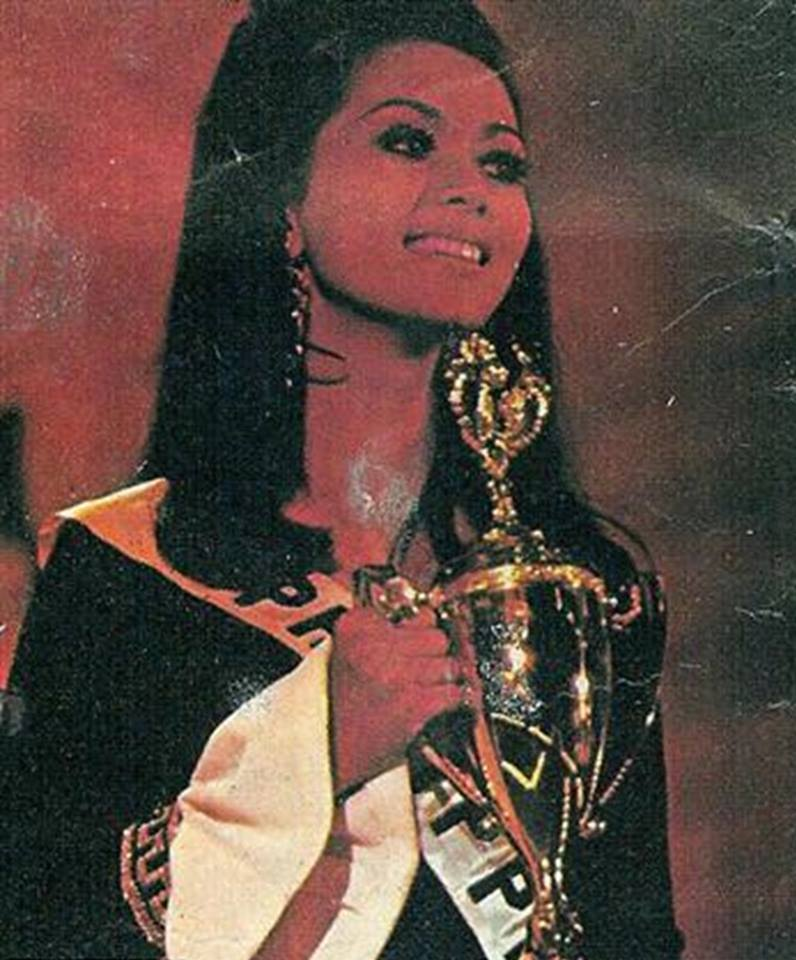 Bb Pilipinas Universe 1971: Vida Valentina Doria (MU 71' Photogenic) 16831914