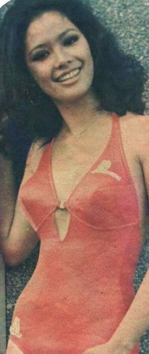 """Bb Pilipinas Universe 1975: Rosemarie """"Chiqui"""" Brosas (MU 75' 4th Runner Up) 16832018"""