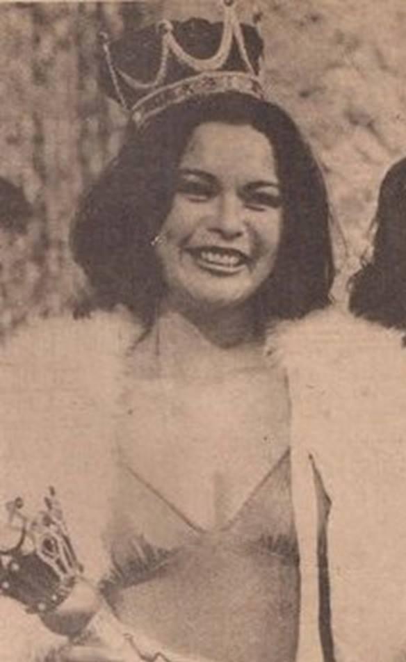 "Bb Pilipinas - Universe 1981: Maria Caroline ""Maricar"" Mendoza   16832019"