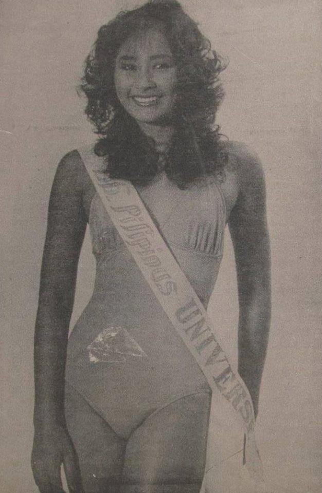 Bb Pilipinas Universe 1983: Rosita Capuyon  16832020
