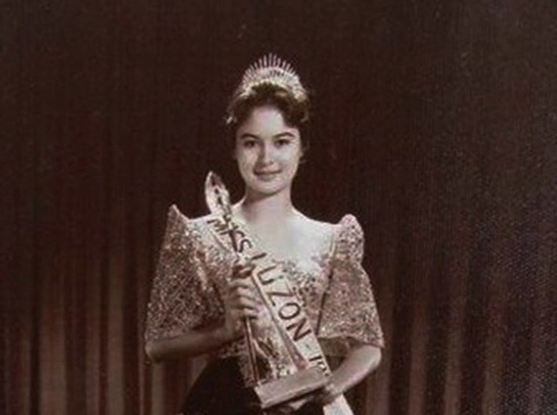 Miss Philippines Universe 1962: Josephine Brown Estrada 16832112