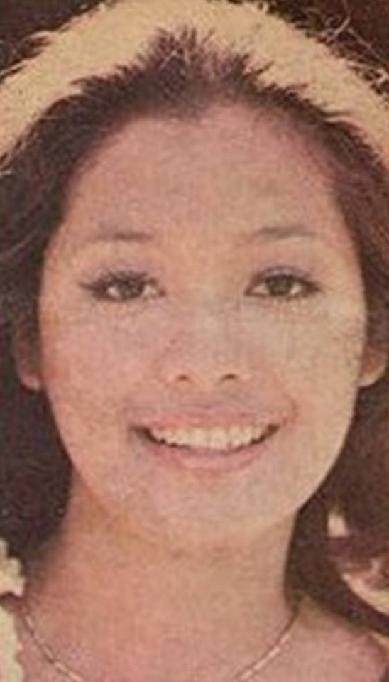 """Bb Pilipinas Universe 1975: Rosemarie """"Chiqui"""" Brosas (MU 75' 4th Runner Up) 16832116"""