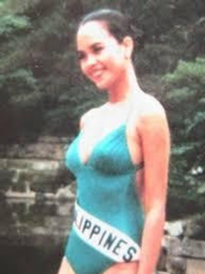Bb Pilipinas Universe 1980: Maria Rosario Rivera Silayan (3rd Runner Up MU80) (†) 16832117