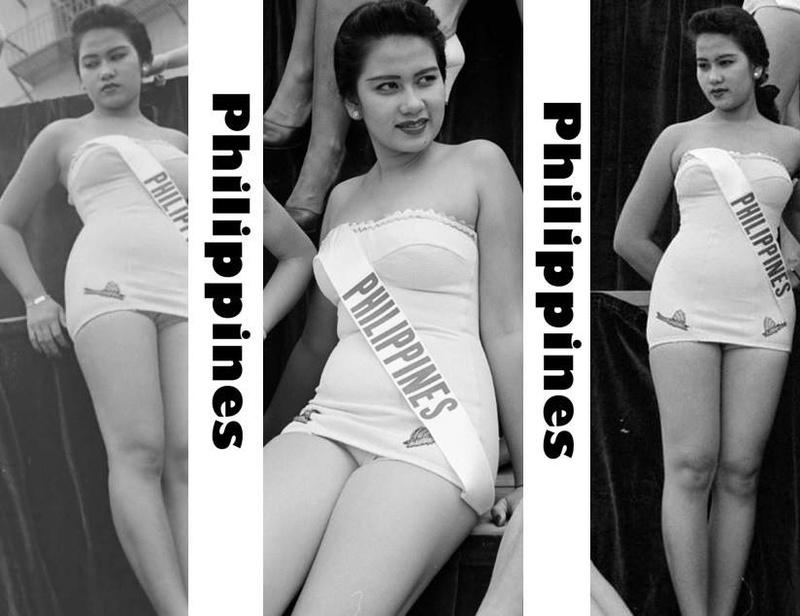 Miss Philippines Universe 1952: Teresita Torralba Sánchez 16832212