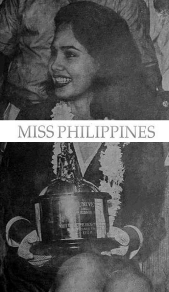 Miss Philippines Universe 1963: Lalaine Betia Bennett (MU 63' 3rd runner up) - Page 2 16832213