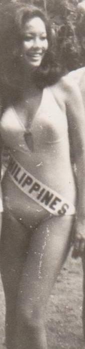"""Bb Pilipinas Universe 1975: Rosemarie """"Chiqui"""" Brosas (MU 75' 4th Runner Up) 16832218"""