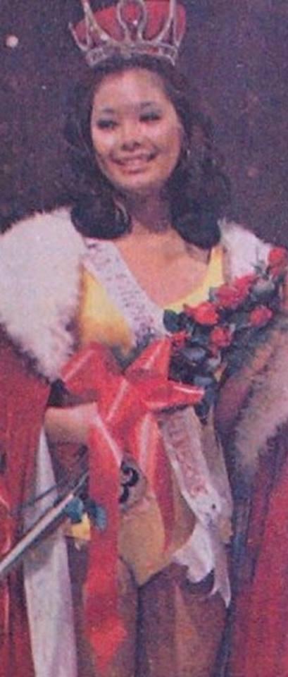 """Bb Pilipinas Universe 1975: Rosemarie """"Chiqui"""" Brosas (MU 75' 4th Runner Up) 16832219"""
