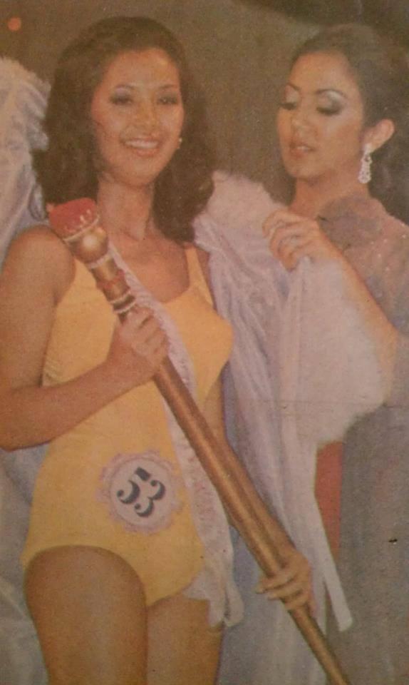 """Bb Pilipinas Universe 1975: Rosemarie """"Chiqui"""" Brosas (MU 75' 4th Runner Up) 16832220"""