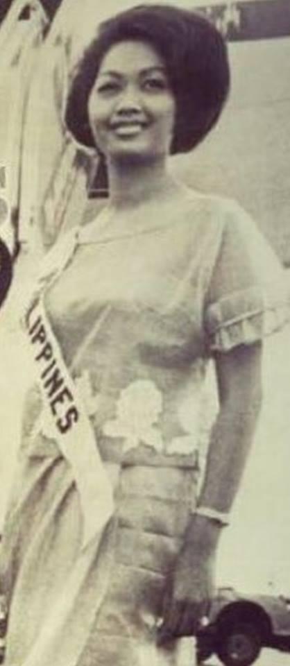 Binibining Pilipinas Universe 1964: Maria Myrna Sese Panlilio 16832313
