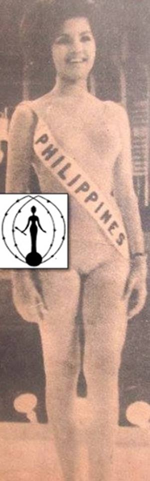 Binibining Pilipinas Universe 1966: Maria Clarinda Garces Soriano  (MU 66' Semifinalist) 16832316