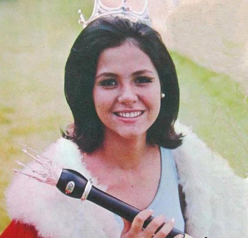Binibining Pilipinas Universe 1967:  Pilar Delilah Veloso Pilapil 16832318