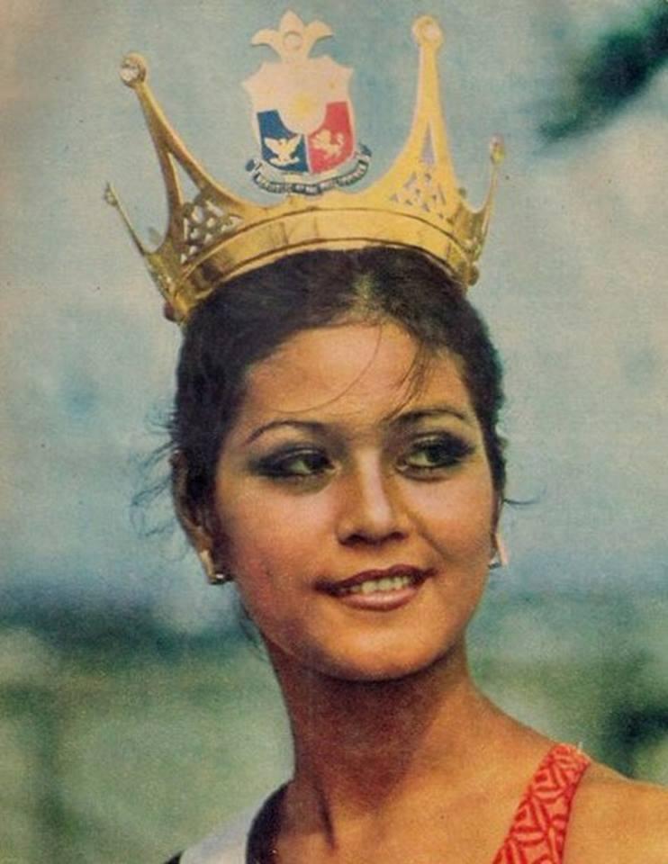Bb Pilipinas Universe 1972: Armi Barbara Quiray Crespo (MU 72' Semifinalist) 16832322