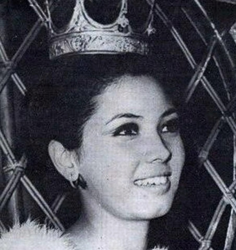 "Binibining Pilipinas Universe 1968: Rosario ""Charina"" Rosello Zaragoza 16832410"