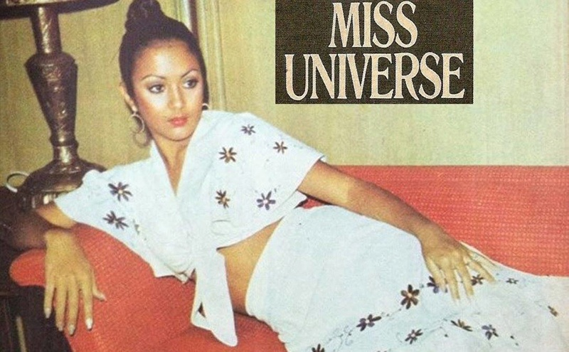 Bb Pilipinas Universe 1974: Guadalupe Sanchez (MU 74' Semifinalist) 16836110