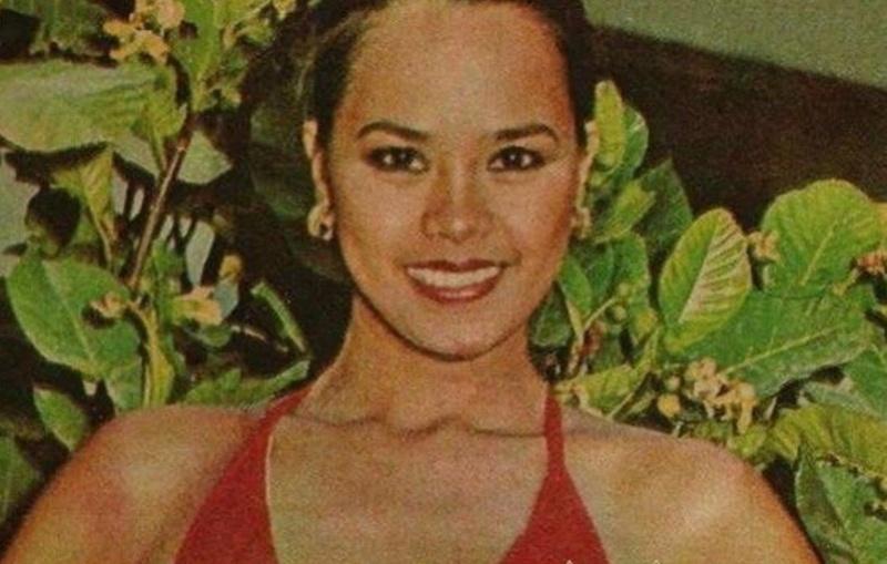 Bb Pilipinas Universe 1980: Maria Rosario Rivera Silayan (3rd Runner Up MU80) (†) 16836710