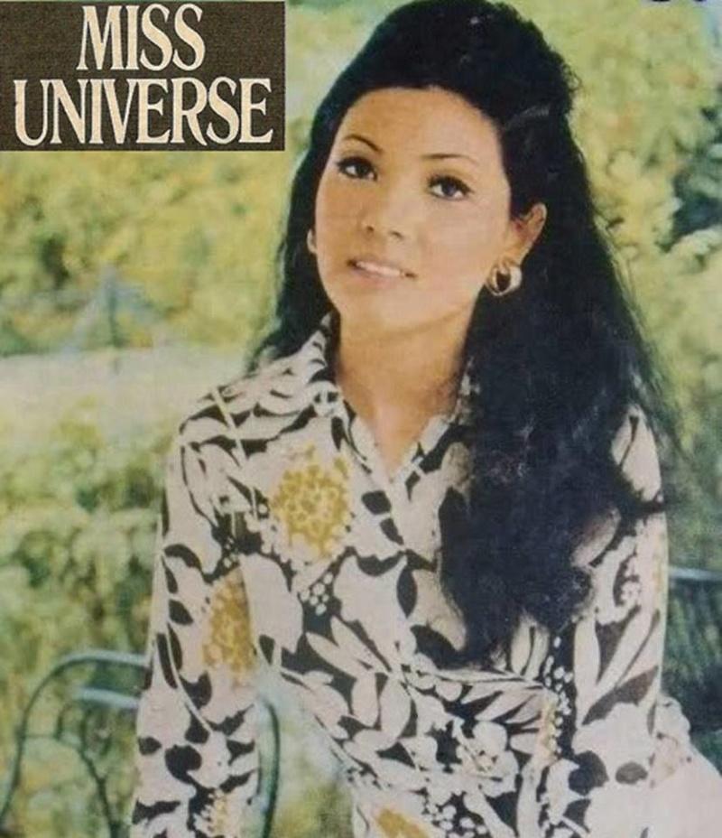 "Binibining Pilipinas Universe 1968: Rosario ""Charina"" Rosello Zaragoza 16864011"