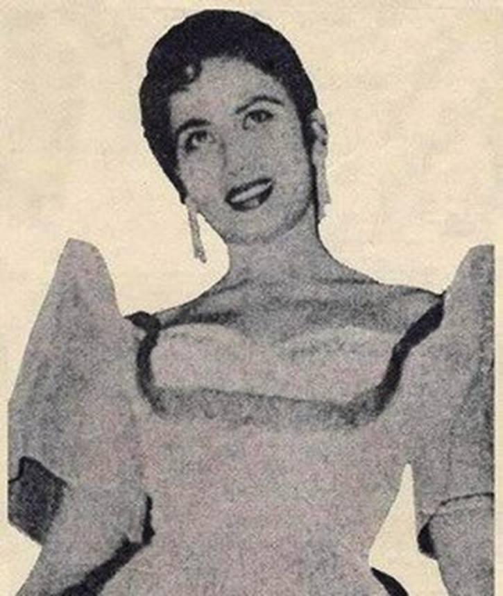 Miss Philippines Universe 1952: Teresita Torralba Sánchez 16864110