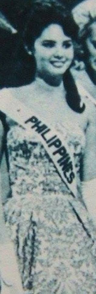 Miss Philippines Universe 1963: Lalaine Betia Bennett (MU 63' 3rd runner up) - Page 2 16864112