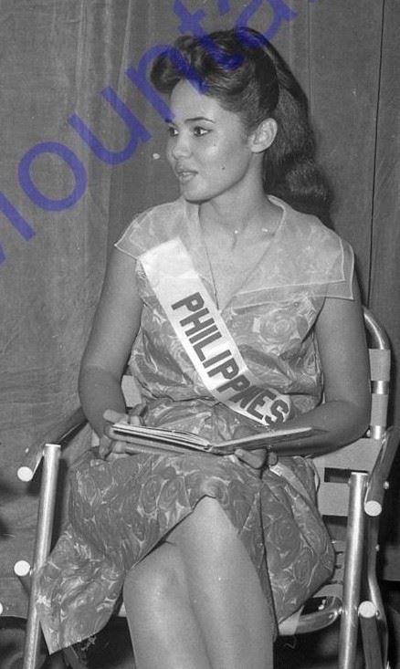 Miss Philippines Universe 1963: Lalaine Betia Bennett (MU 63' 3rd runner up) - Page 2 16864113