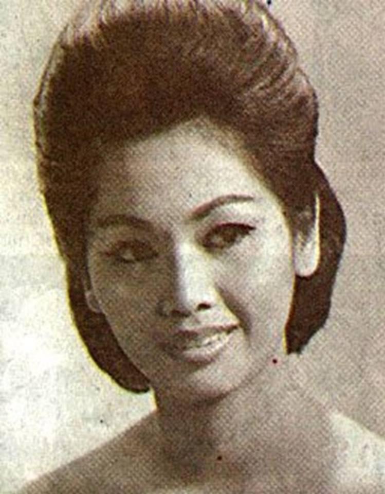 Binibining Pilipinas Universe 1964: Maria Myrna Sese Panlilio 16864411