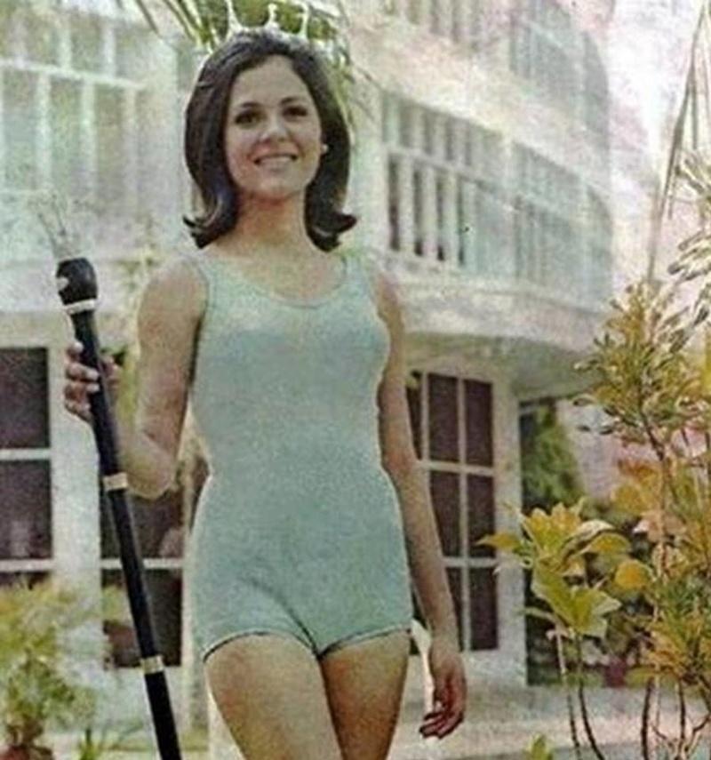Binibining Pilipinas Universe 1967:  Pilar Delilah Veloso Pilapil 16864412