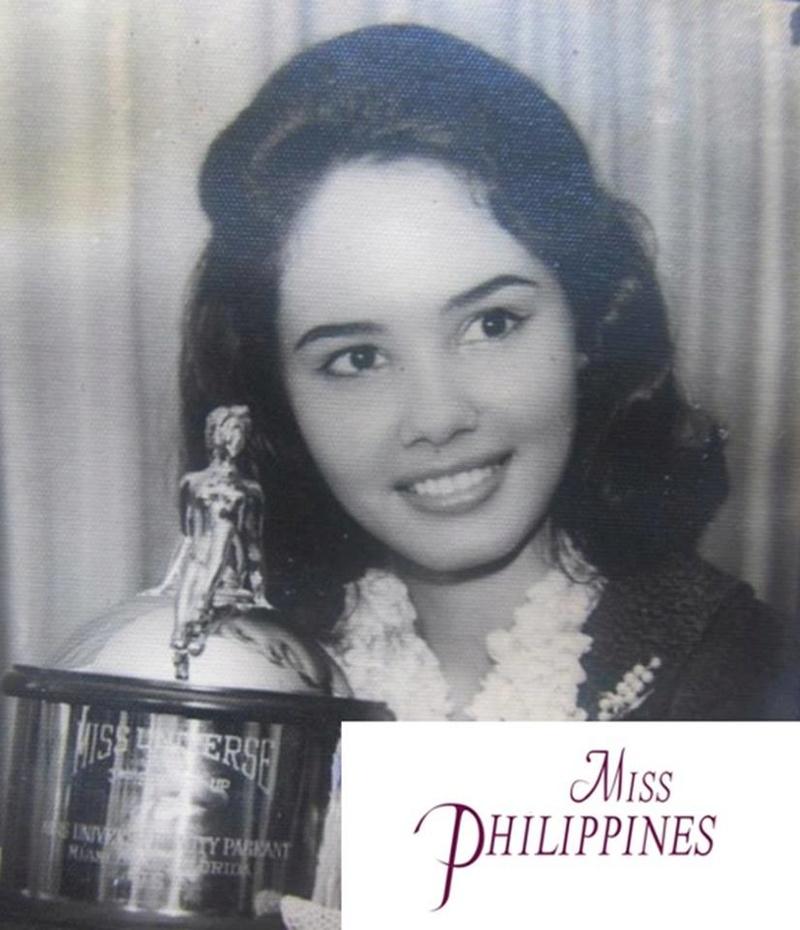 Miss Philippines Universe 1963: Lalaine Betia Bennett (MU 63' 3rd runner up) - Page 2 16864511