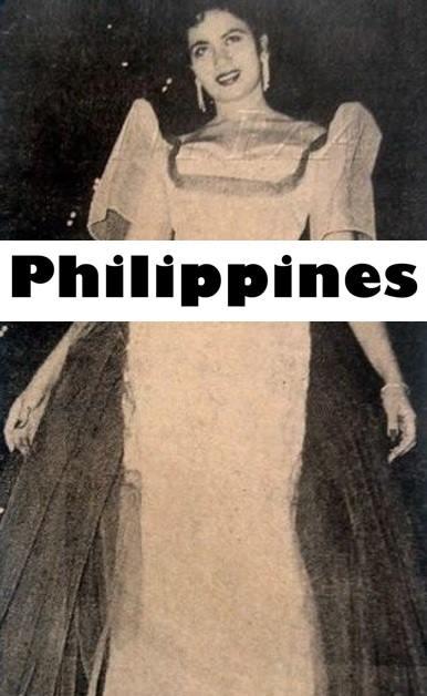 Miss Philippines Universe 1952: Teresita Torralba Sánchez 16864610