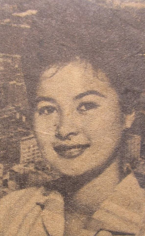 Miss Philippines Universe 1962: Josephine Brown Estrada 16864612