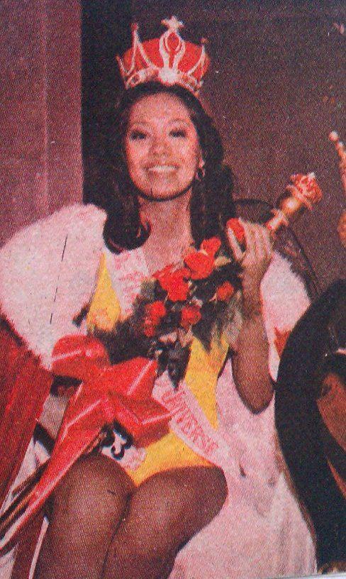 """Bb Pilipinas Universe 1975: Rosemarie """"Chiqui"""" Brosas (MU 75' 4th Runner Up) 16864615"""
