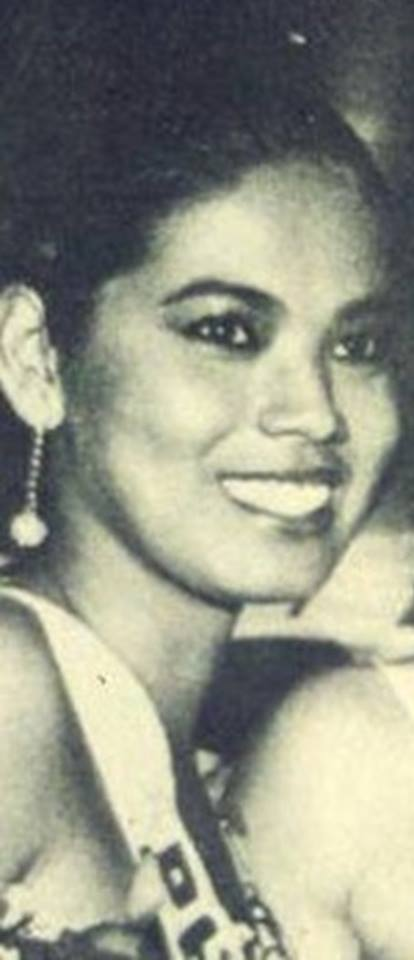 Bb Pilipinas Universe 1984: Desiree Verdadero  (Miss U84 3rd runner up) 16864616