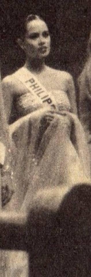Bb Pilipinas Universe 1980: Maria Rosario Rivera Silayan (3rd Runner Up MU80) (†) 16864714