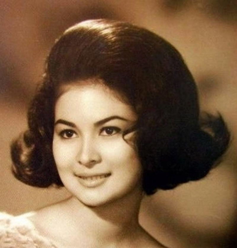 Miss Philippines Universe 1962: Josephine Brown Estrada 16864811
