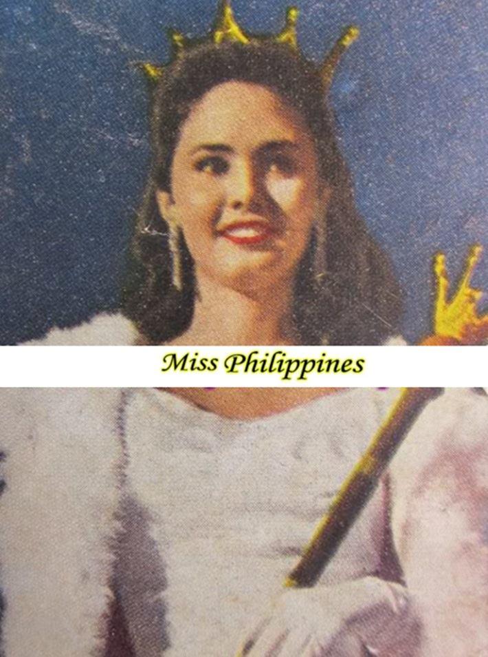 Miss Philippines Universe 1963: Lalaine Betia Bennett (MU 63' 3rd runner up) - Page 2 16864913