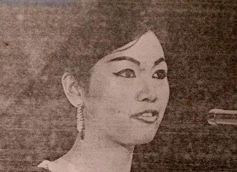 Binibining Pilipinas Universe 1964: Maria Myrna Sese Panlilio 16864914