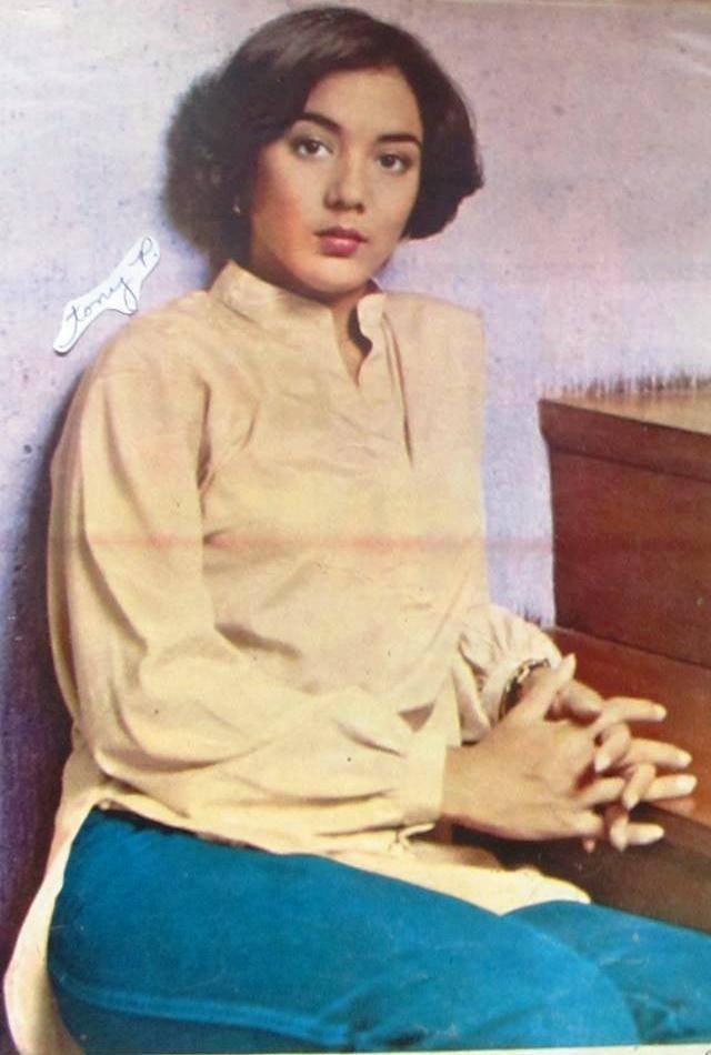 Bb Pilipinas Universe 1974: Guadalupe Sanchez (MU 74' Semifinalist) 16865015