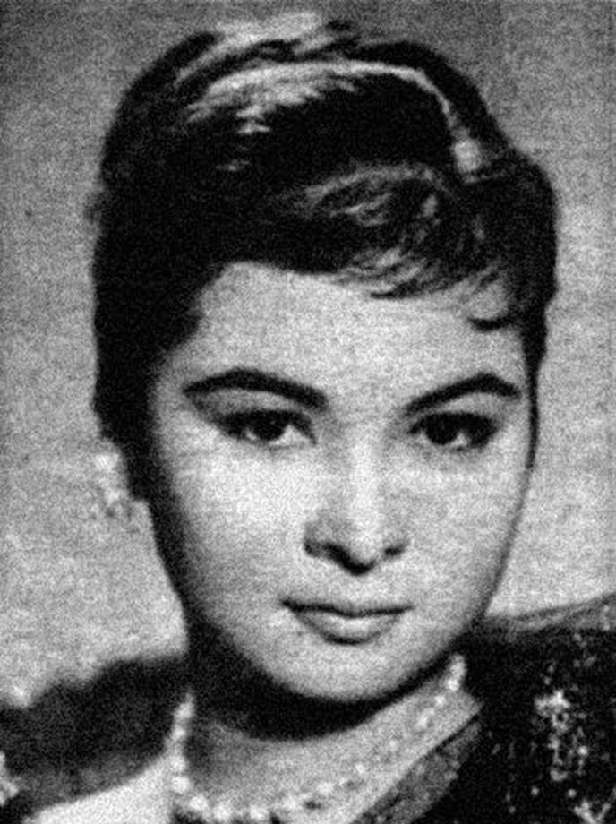 Miss Philippines Universe 1962: Josephine Brown Estrada 16865110
