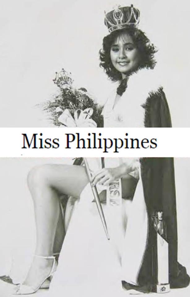 Bb Pilipinas Universe 1983: Rosita Capuyon  16865117