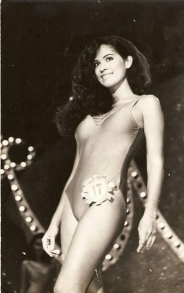 Bb Pilipinas  Universe 1985: Joyce Fellosas Burton  16865118