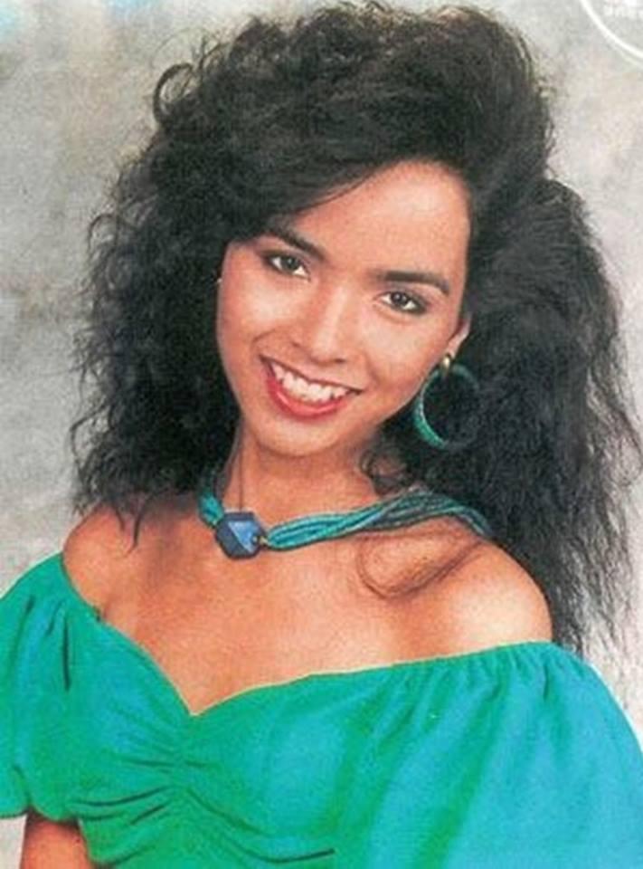 Bb Pilipinas  Universe 1989:  Sara Jane Davis Paez  16865119