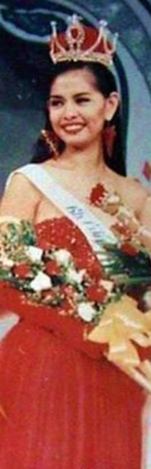 Bb Pilipinas - Universe 1990: Germelina Leah Padilla  16865120