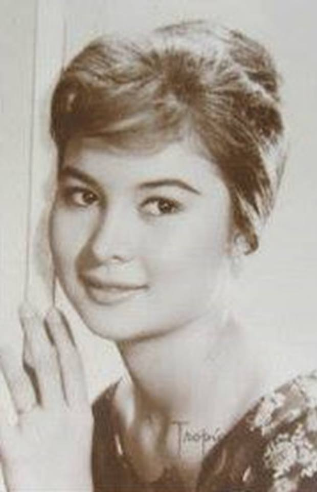 Miss Philippines Universe 1962: Josephine Brown Estrada 16865210