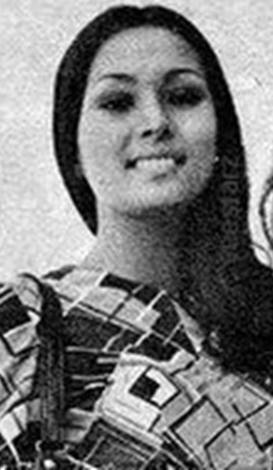 Bb Pilipinas Universe 1971: Vida Valentina Doria (MU 71' Photogenic) 16938410