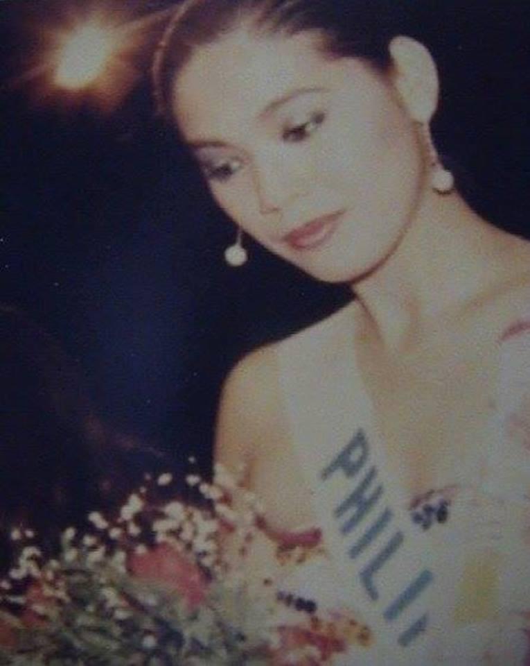 Bb Pilipinas Universe 1984: Desiree Verdadero  (Miss U84 3rd runner up) 16938414