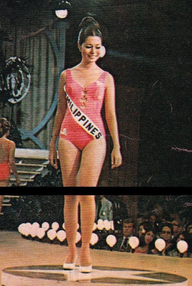 Bb Pilipinas Universe 1972: Armi Barbara Quiray Crespo (MU 72' Semifinalist) 16938511