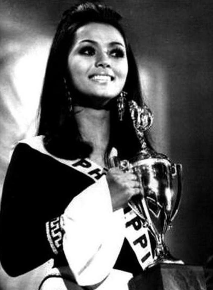 Bb Pilipinas Universe 1971: Vida Valentina Doria (MU 71' Photogenic) 16938612