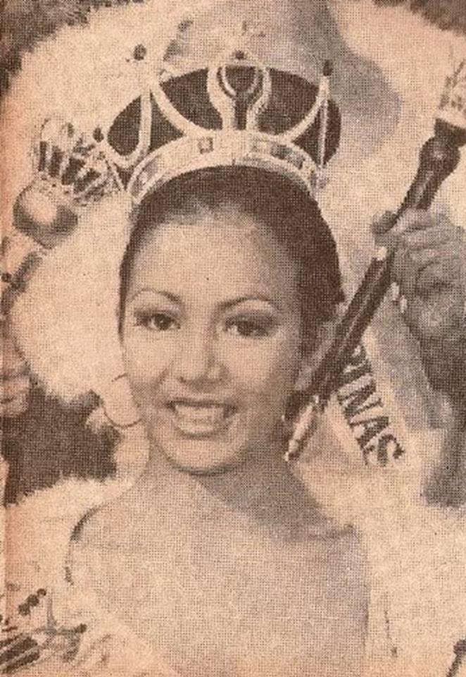 Bb Pilipinas Universe 1974: Guadalupe Sanchez (MU 74' Semifinalist) 16938615