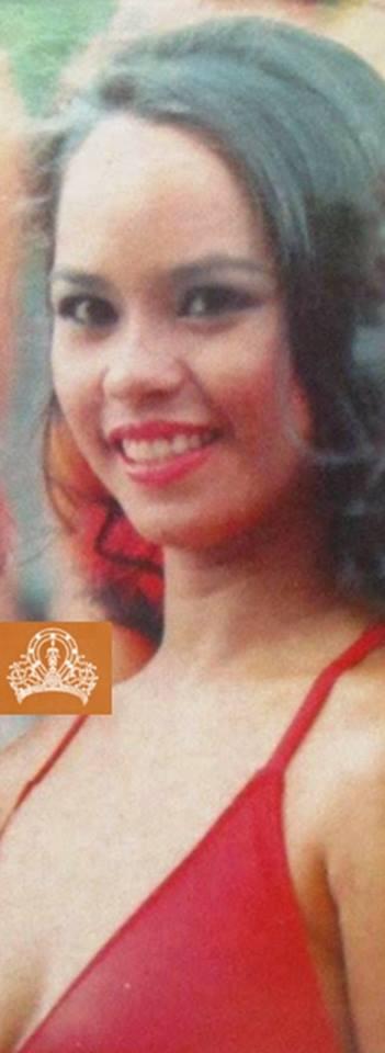 Bb Pilipinas Universe 1980: Maria Rosario Rivera Silayan (3rd Runner Up MU80) (†) 16938714
