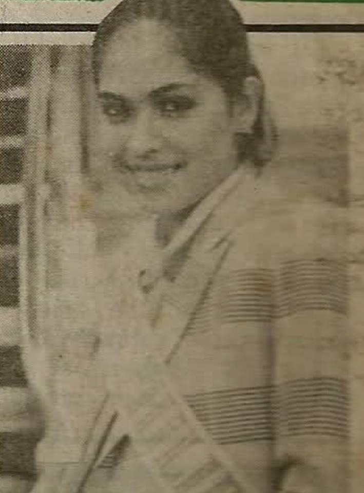 Bb Pilipinas  Universe 1985: Joyce Fellosas Burton  16938715