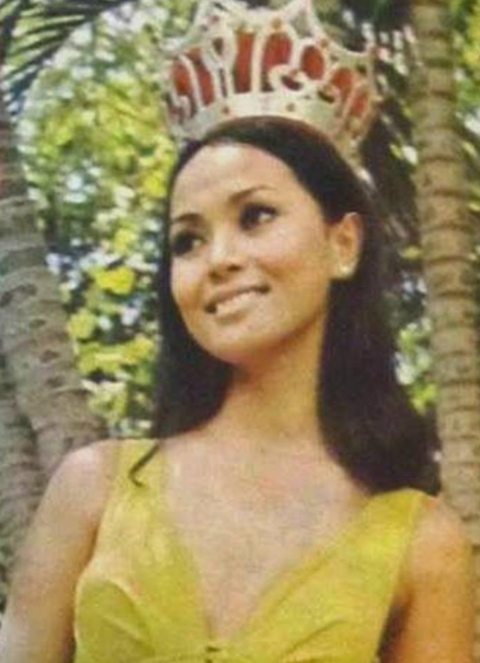 Bb Pilipinas Universe 1971: Vida Valentina Doria (MU 71' Photogenic) 16938810