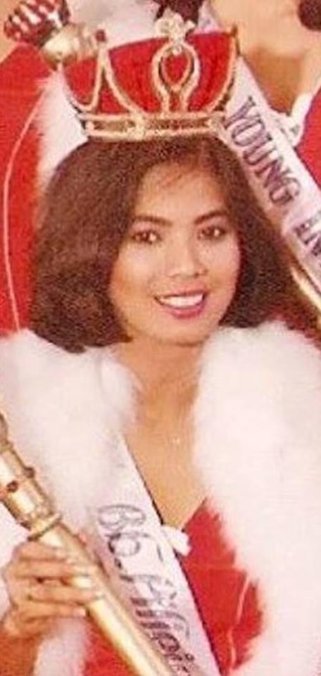 Bb Pilipinas Universe 1984: Desiree Verdadero  (Miss U84 3rd runner up) 16938815